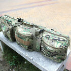 """34"""" Tactical Hunting Rifle Gun Dual Padded Slip Carry Bag Carrying Case w/Pouch"""