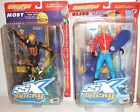 SSX Tricky Action force Elise Moby GamePro figures EA Sports