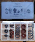 Tilley Deluxe Bulk Washer Kit - VITON & Premium Leather - 'MADE TO LAST'