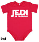 Jedi In Training - Baby Grow Boy Girl Babies Clothes Gift Funny Cool Present