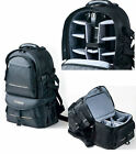 DSLR Canon Camera Backpack Travel Bag Hiking Nikon Sony Canon SLR Photo graphy
