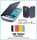 FLIP CASE Battery Back COVER For SAMSUNG GALAXY S4 MINI i9190