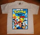 """Pokemon"" Personaliz​ed T-Shirt - NEW"