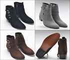 New Hot Sale Men's ankle chukka Casual boots suede Zipper buckle Dressy shoes