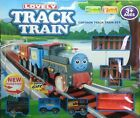 Tank Engine Train Track Master & Lots of Accessories Music Light BIG