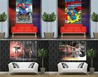 SUPERMAN kids boy girl giant huge poster print picture photo home decal wall art