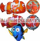 Nemo Clown Fish Balloon Sea Ocean Birthday Party Supplies Sealife Sea Animals