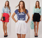 New Women's Elegant Office Business Work Party Casual Short / Mini Skirt 07
