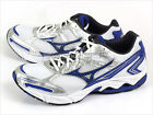 Mizuno Wave Vitality 2 White/Blue/Silver Casual Running Sneakers 2013 8KN-280156