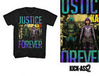 Kick-Ass 2 - Men's T-Shirt - Justice Forever - NECA