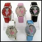 BETTY BOOP LADY WATCH -  UK Seller $6.51 USD on eBay