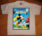 """Mickey Mouse Clubhouse"" Personaliz​ed T-Shirt - NEW"