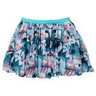 BNWT ~ GIRLS SIZE 3 PIPING HOT FLOUNCE ELASTIC WAIST SKIRT BIRDS FLOWER ~ NEW