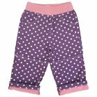 Kite Baby Spotty Pull Up Trousers ~ Baby/Toddler Girl ~ Organic Cotton