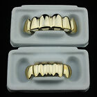 Gold Grillz 24k Plated Teeth Mouth Grills Bling Hip Hop Gangsta Gangster New <br/> 8000+ SOLD!!! FREE FIRST CLASS DELIVERY!!!