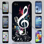 New Music Graphic Art 4 4s 5 5s Case Cover