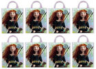 """Disney BRAVE~ Party Favor TOTE BAGS 13x11""""  ~Choose Your Quantity ~Birthday Baby"""