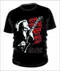 ACDC For those about to rock t-shirt 100% cotton