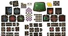 GAMES WORKSHOP Warhammer 40K SPACE HULK (2009) Accessories, Tiles & Tokens
