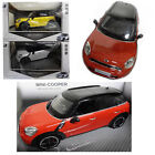 RC 1:14 Mini Cooper Licensed Kids Toy Gift Car Rechargeable Remote Control Cars