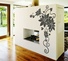 Beautiful Tribal Florals Wall Art,Home Decor,Wall Stickers,Wall Decals w108