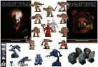 GAMES WORKSHOP Warhammer 40K SPACE HULK (2009) Terminators, Genestealers & Rules