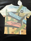 BNWT ~ BOYS SIZE 5-6 SIGNPOST DIRECTION TEE TOP ~ NEW