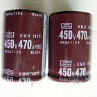 KMH 470uF 450V Radial Electrolytic Capacitor PCB CAP Component  ±20% 105℃ 6-20PC