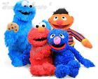 Sesame Street Elmo Cookie Monster Grover Ernie Plush New Kids Teddy Toy Doll 16""