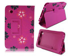 NEW STYLISH FLOWER PRINT FLIP FOLIO CASE COVER FOR APPLE I PAD MINI