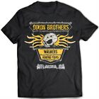 9060 DIXON BROTHERS T-SHIRT inspired by THE WALKING DEAD walkers hunting tours