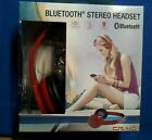 NIB,CRAIG,BLUETOOTH STEREO HEADSET,WIRELESS HEADPHONES,RECHARGEABLE USB