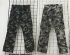 Green Army  pants for Men. Cargo Army pants with side pockets  high quality fit