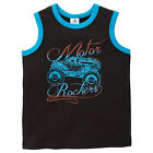 BNWT ~ BOYS SIZE 3 MOTOR ROCKERS MUSCLE TOP ~ NEW