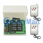 4 CH RF Remote Control Kit with 4-modes for Automatic Devices DC 6V 9V 12V 24V