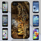 New Music Studio Apple iPhone & Samsung Galaxy Case Cover