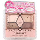 Canmake Japan Perfect Stylist Eyes Eyeshadow Palette with Brush Applicator