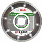 Bosch Best for Ceramic Extraclean Diamond Tile Saw Angle Grinder Blade