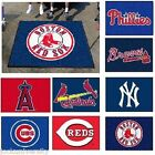 "MLB Teams - Tailgater Area Rug Floor Mat 5' X 6' (60"" X 72"")"