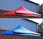 CANOPY ONLY!!  for Gazebo/Market Stall 3m x 3m waterproof