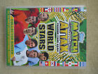 TOPPS WORLD STARS 2014 MAN OF THE MATCH ATTAX TEAM SETS BRAND NEW