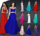 New Formal Long Chiffon Bridesmaid Gown Ball Cocktail Evening Prom Party Dress