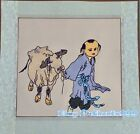 New completed finished needlepoint Embroidery gift-chinese little cowherd/cowboy