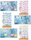 BABY BOY BABY GIRL BABY SHOWER NEW ARRIVAL HANGING DECORATIONS