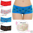 Girls Boxer Briefs Boy Pants Knickers Low Rise Stretch Sport Size 8 10 12