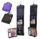 New Hanging Folding Mens Ladies Toiletry Wash Bag Travel Make Up Cosmetic Case