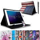 "Universal 7"" 8"" 9"" 9.7"" 10.1"" PU Leather Wallet Tablet Cover Case Stand Folio"