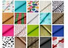 5 OR 10 SHEETS PATTERNED & GEMSTONE TISSUE PAPER VARIETY OF COLOURS