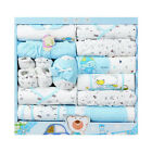 18pcs Newborn Gift set Infants Clothing Baby Boys Girls Suits Toddlers Clothes