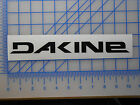 "Dakine Logo Decal Sticker 8"" 10"" Bike Skate Surf Snowboard Ski Gloves Jacket"